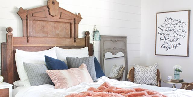 Turn Your Bedroom Into a Romantic Retreat With These DIY Projects
