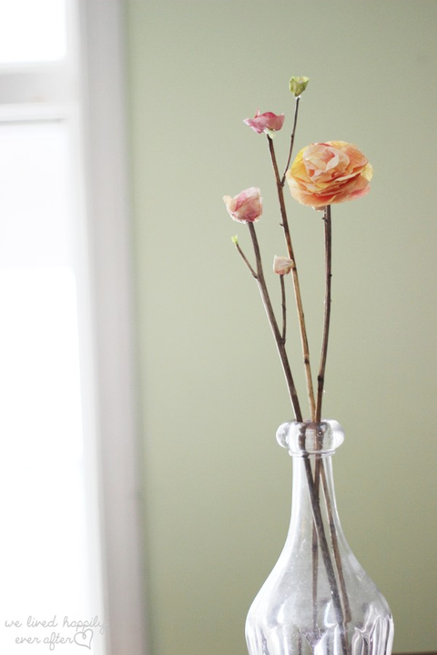 Romantic Bedroom Ideas Paper Flowers