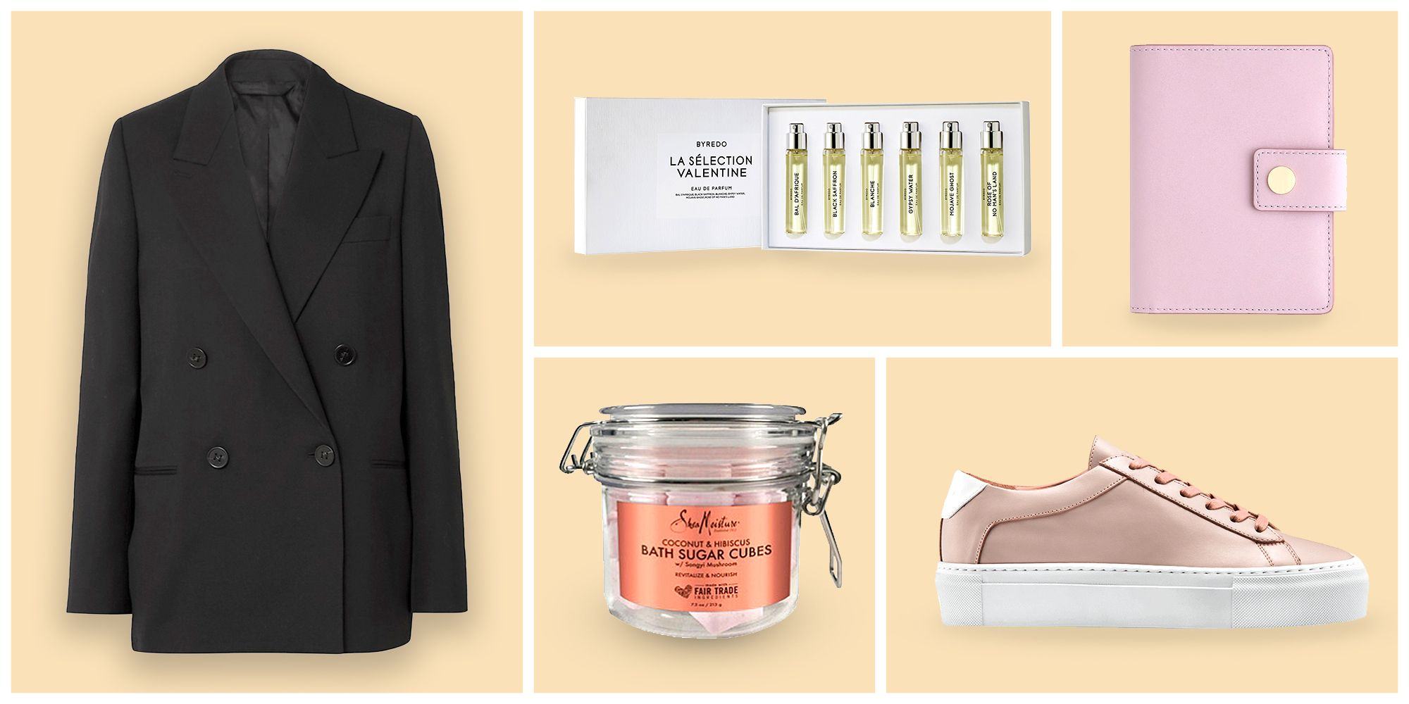 53 Romantic Gifts That Are Better Than Drugstore Chocolates