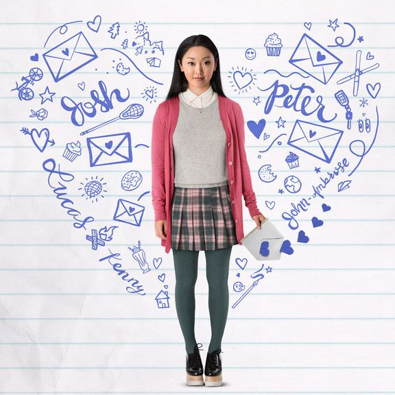 Best Teen Movies on Netflix -  To All the Boys I've Loved Before