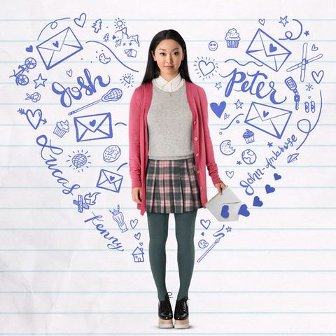 Romantic Movies Netflix - To All the Boys I've Loved Before