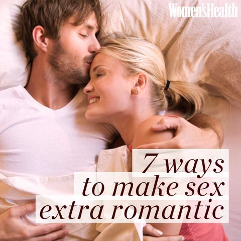 7 Ways to Make Sex Extra Romantic
