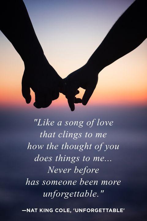 40 Best Romantic Song Lyrics Most Romantic Love Song Lyrics Of All Time