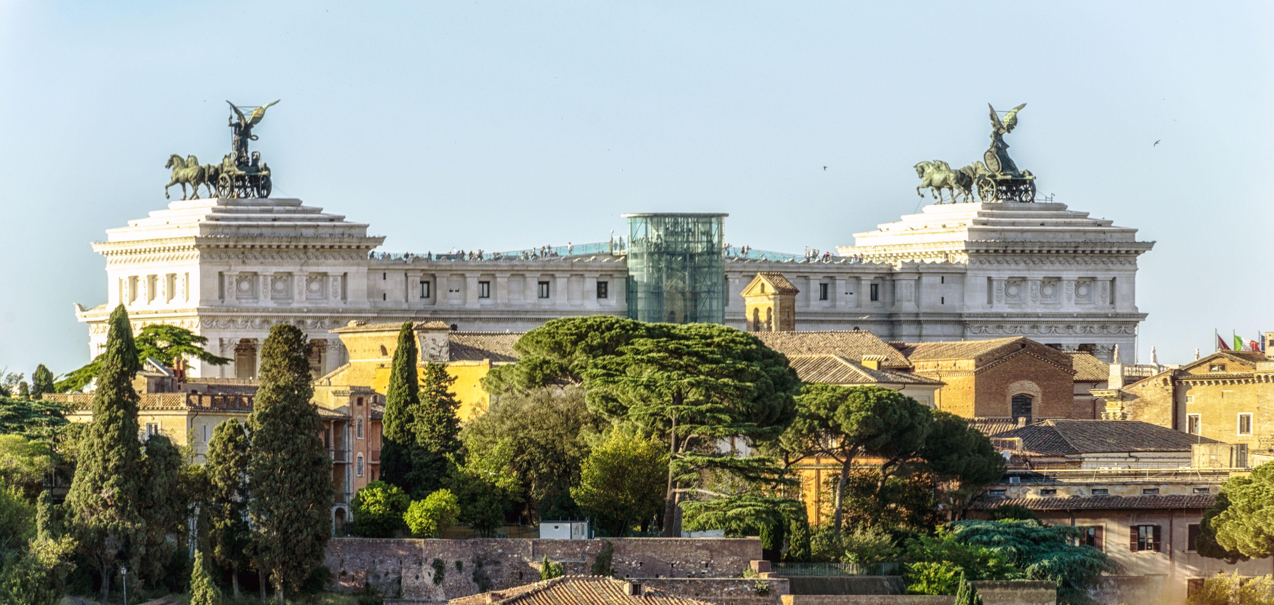 Giardino degli aranci: è qui il più bel panorama di Roma