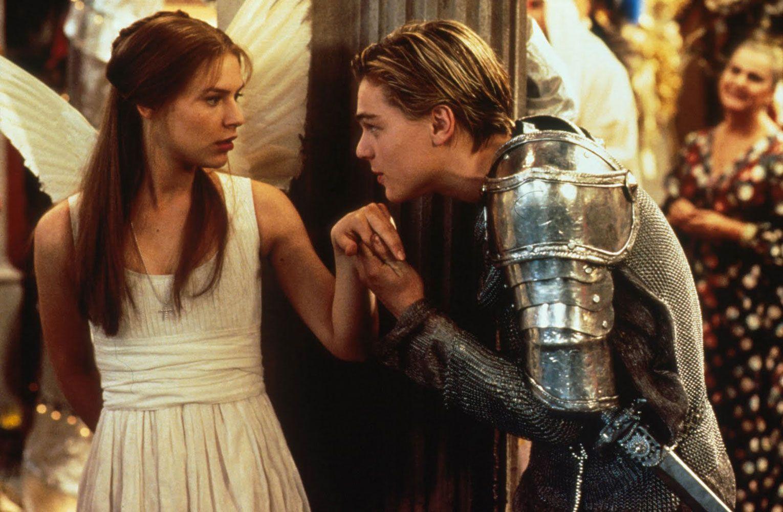 Leonardo Dicaprio Romeo Juliet