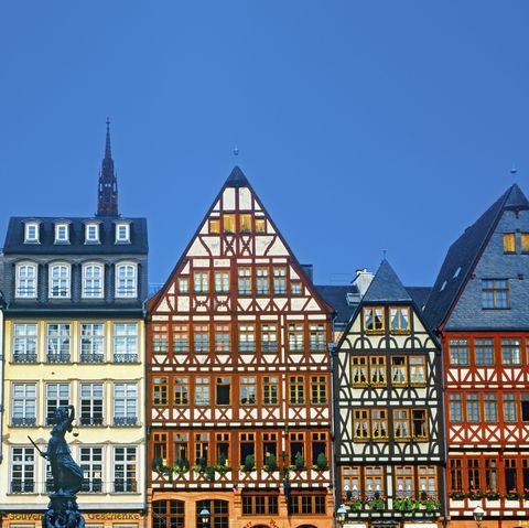 old building in Frankfurt
