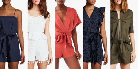 82276e51411 13 Best Rompers to Wear in 2018 - Cute Rompers for Women