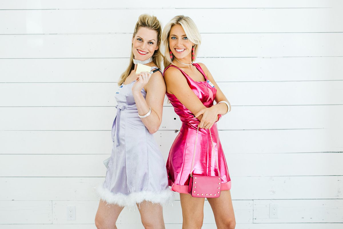best friend halloween costumes  sc 1 st  Good Housekeeping : halloween friend costume ideas  - Germanpascual.Com