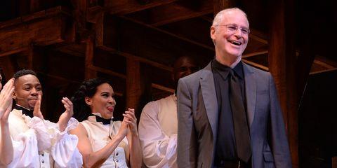 'Hamilton' Chicago Opening Night