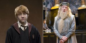 Teoria Harry Potter: Ron es Dumbledore