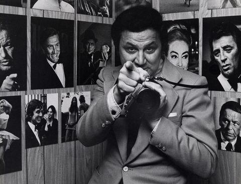 Exposition Ron Galella Nikon Gallery - 1er avril 1975