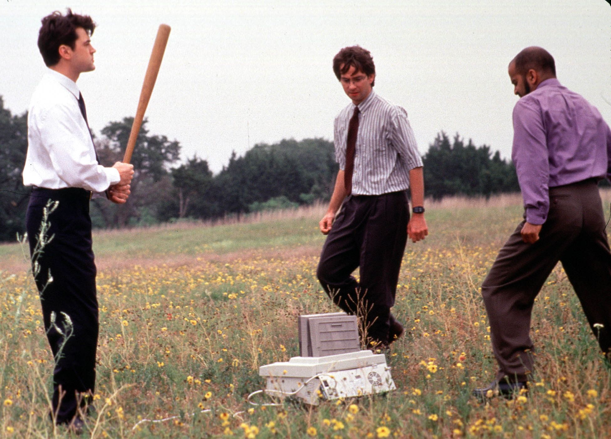 The Best Scenes From Office Space, Which Turns 20 Years Old Today