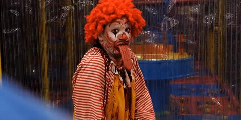 Ronald McDonald cortometraje It