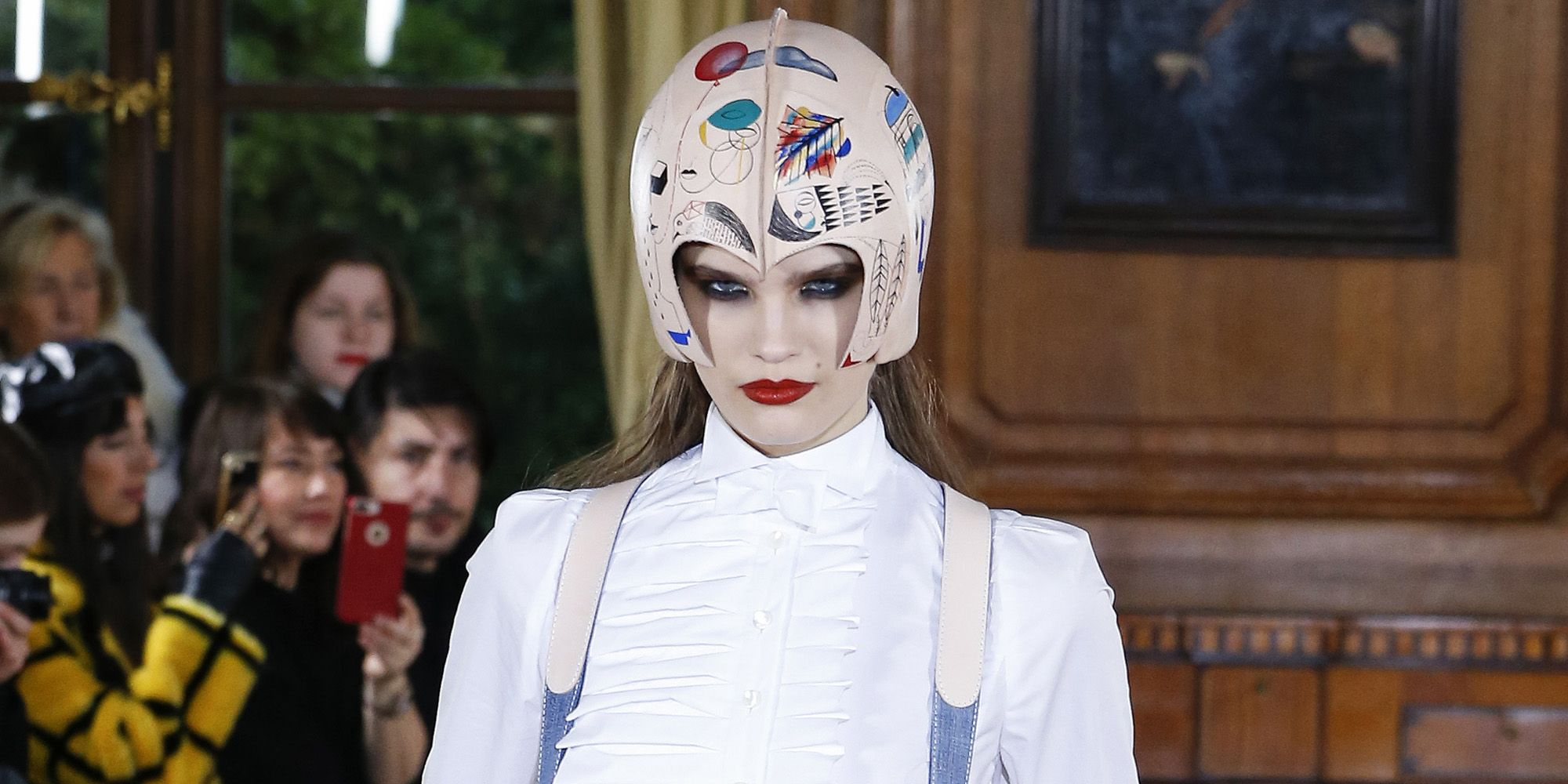 RVDK Ronald Van Der Kemp : Runway - Paris Fashion Week - Haute Couture Spring Summer 2019