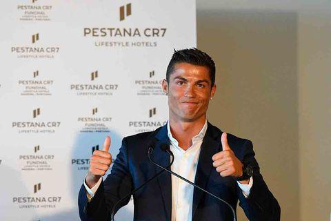 Ronaldo, otros negocios