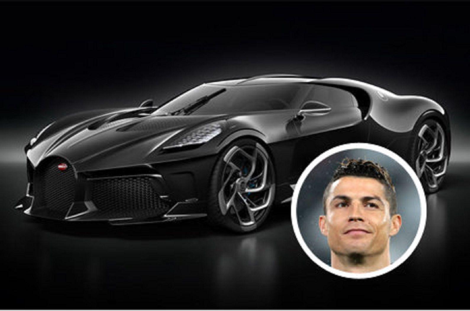 Vi ricordate l'auto più costosa al mondo? L'ha comprata Cristiano ...