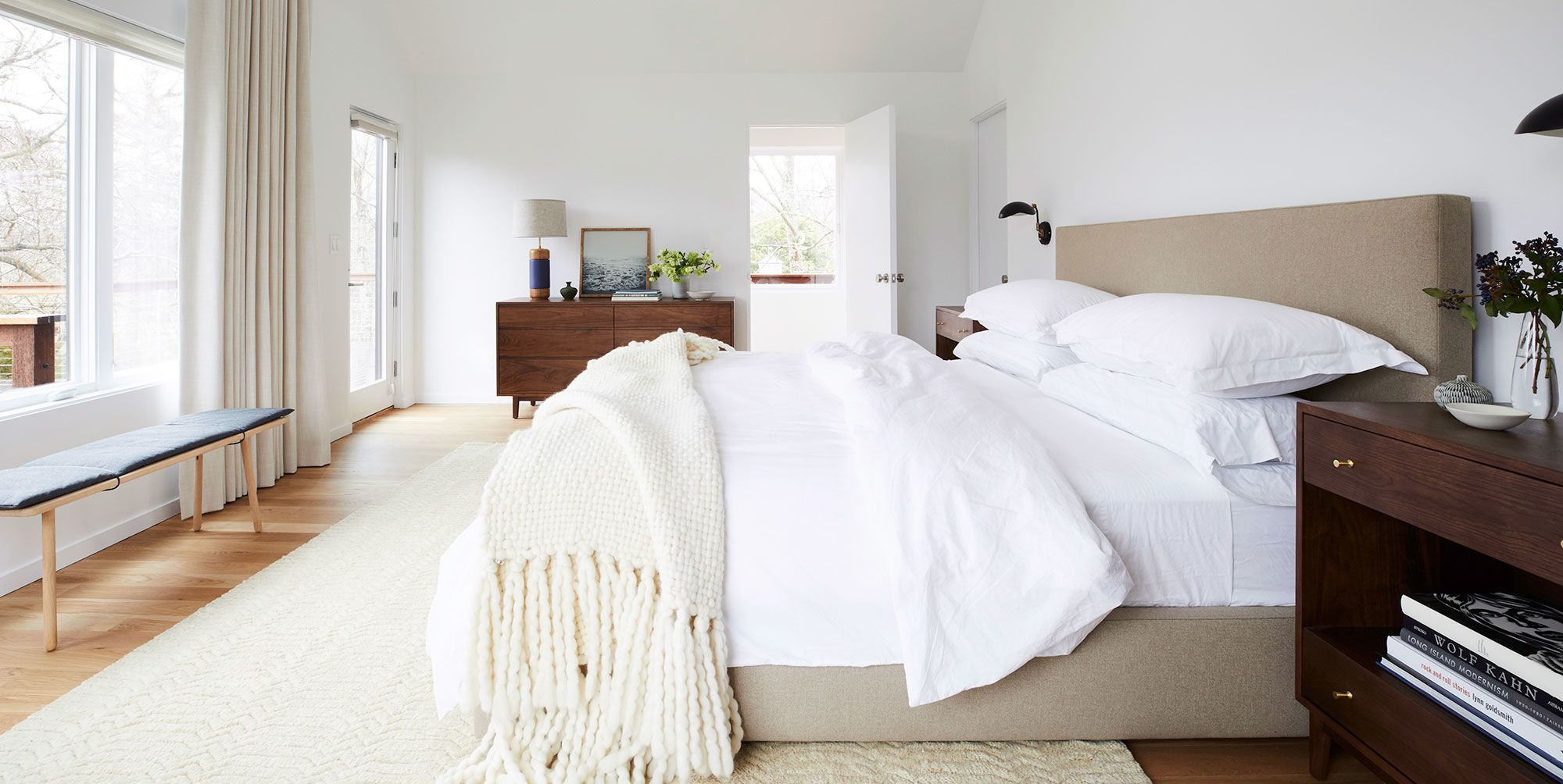 The 20 Coziest Bedrooms Ever
