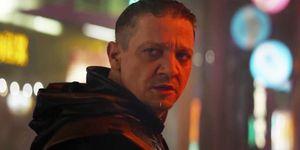 Jeremy Renner as Ronin / Hawkeye in Avengers Endgame