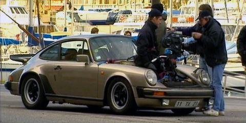 Land vehicle, Vehicle, Car, Regularity rally, Porsche 911 classic, Porsche 930, Coupé, Sports car, Sedan, Supercar,