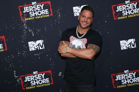 'Jersey Shore Family Vacation' Global Premiere - Arrivals