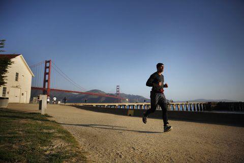 San Francisco Marathon, Homeless Runner Partner on Fundraising