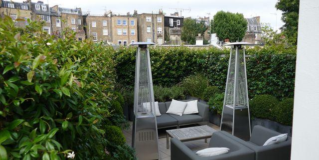 Roof Terrace Garden Design, Terrace Garden Design