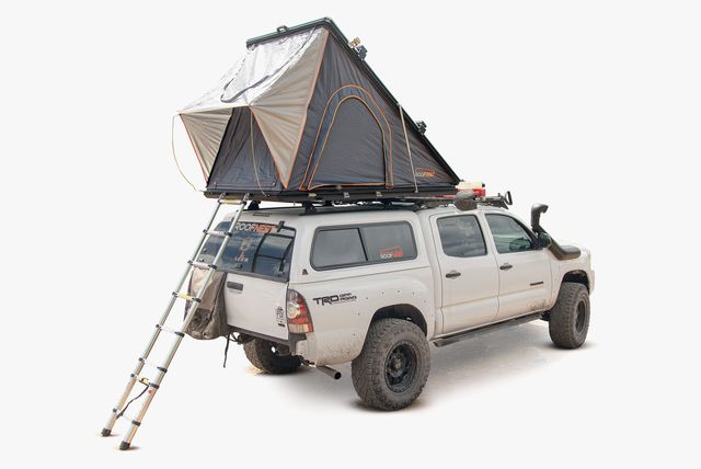 roof nest falcon tent on toyota