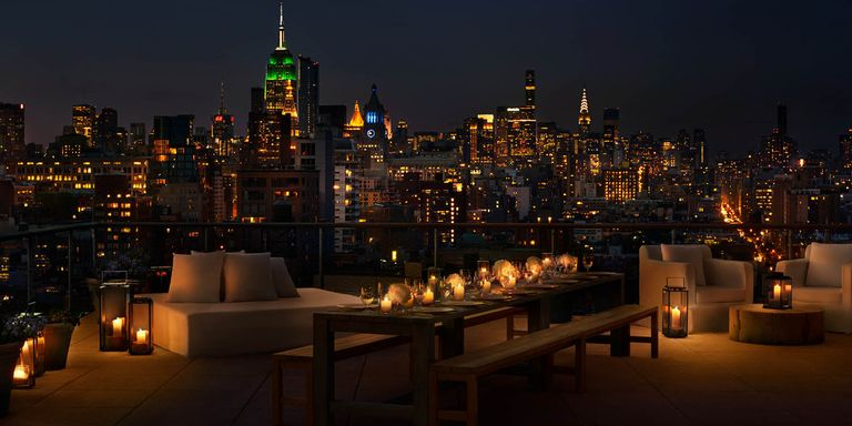 The 32 Best Rooftop Bars In Nyc Rooftop Bars Amp Lounges