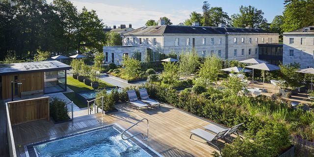 Rediscover Harrogate's spa heritage at Rudding Park