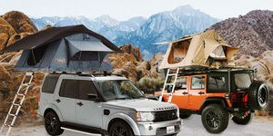 Tepui and Smittybilt Rooftop Tents