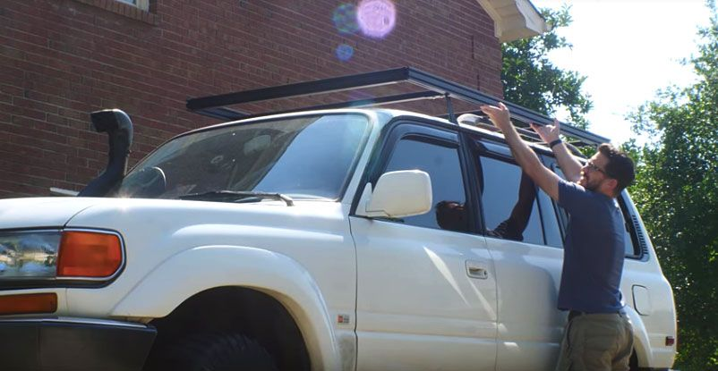 Diy Roof Rack How To Build A