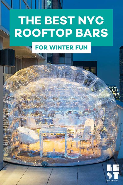 The 28 Best Rooftop Bars in NYC - Rooftop Bars & Lounges ...