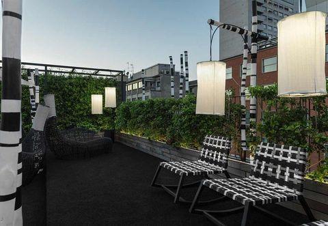 Dal Senato Hotel Al Cinema Sui Tetti 3 Rooftop A Milano Per