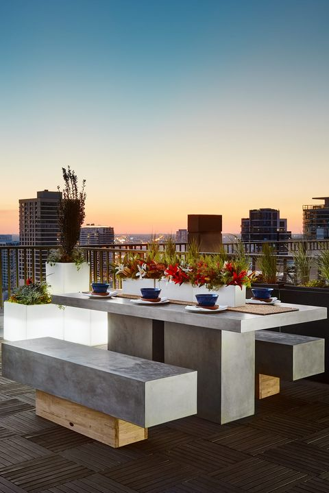 20+ Luxury Rooftops And Patios
