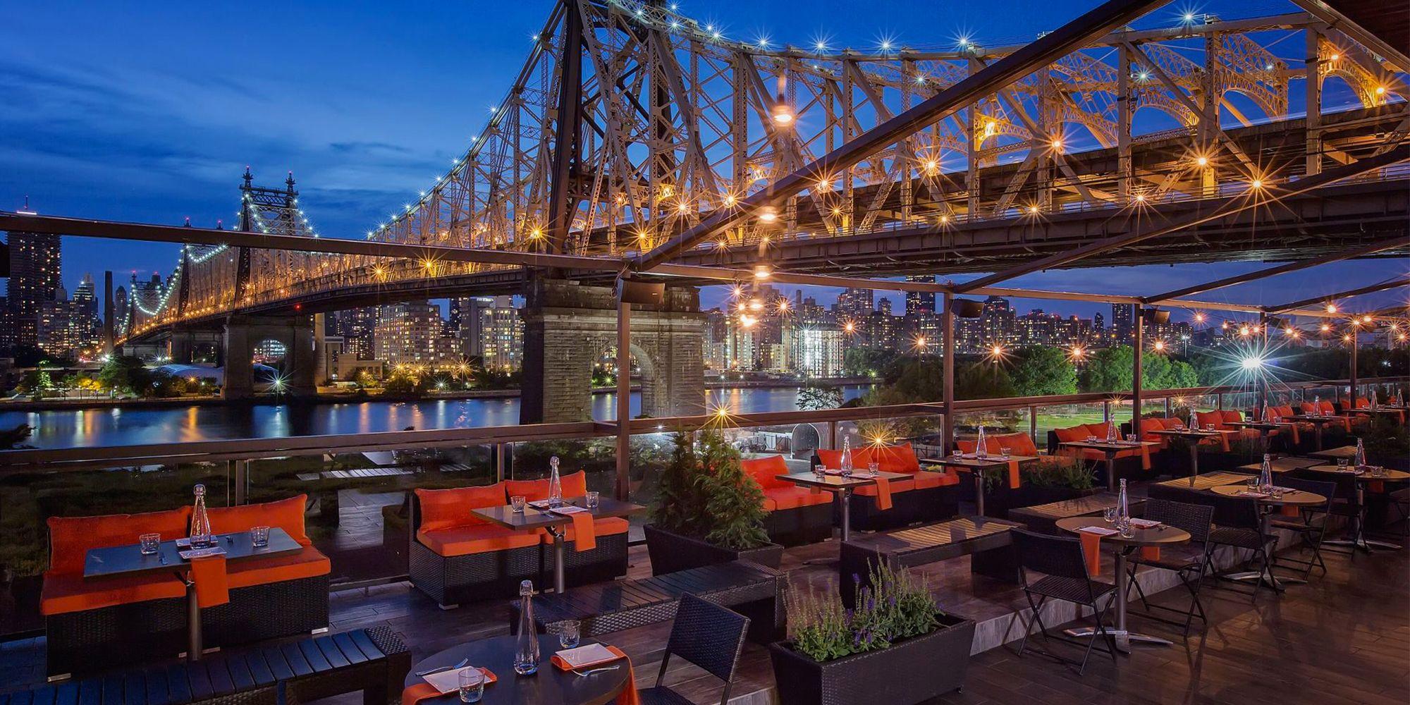 12 Best Rooftop Restaurants In Nyc Top Restaurants In New York