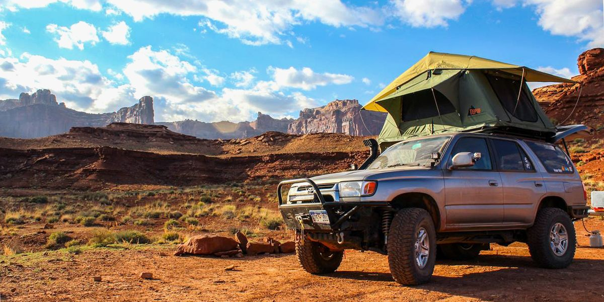 8 Best Rooftop Tents For Camping In 2020 Roof Tent Reviews