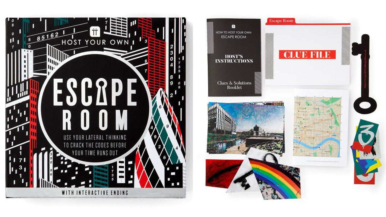 Uncommon Goods Sells An Escape Room Kit You Can Use At Home