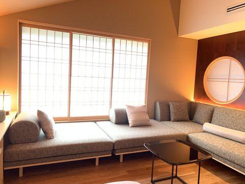 ふふ京都の客室