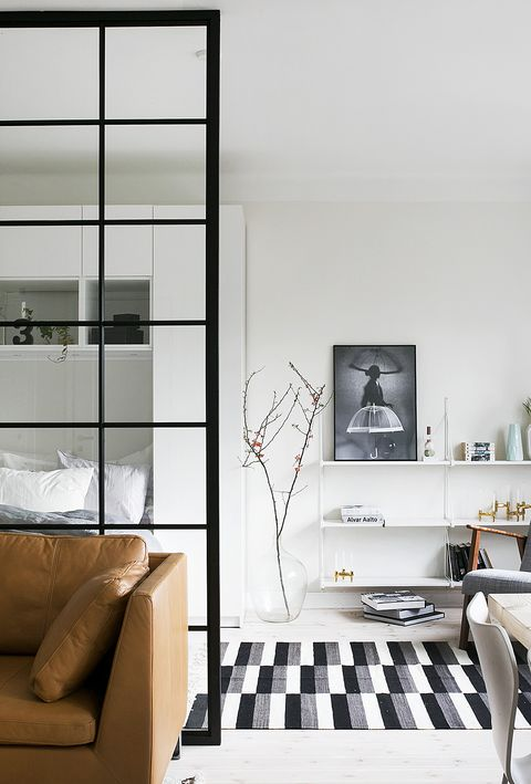 20 Small House Interior Design Ideas - How to Decorate a Small Space