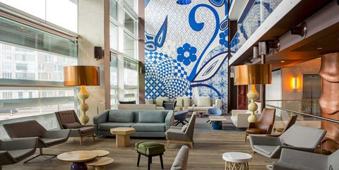 Room Mate Aitana: un nuovo albergo dove dormire ad Amsterdam