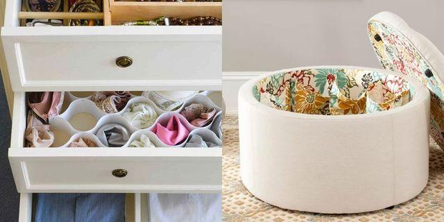 foto de How to Organize Your Room - 28 Best Bedroom Organization Ideas