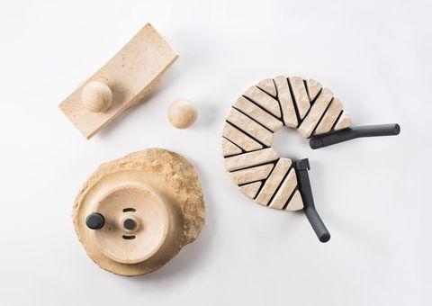 Utensilios de cocina de piedra que te llevan de vuelta a lo tradicional