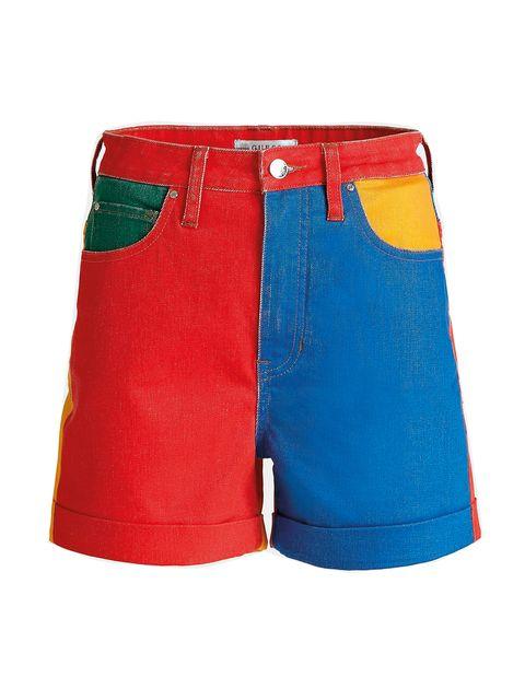 ropa de color para verano
