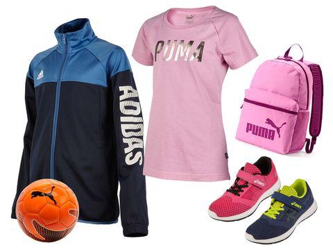 Ropa de deporte infantil y juvenil