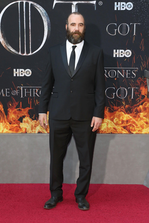 "Rory McCann (Sandor ""The Hound"" Clegane"
