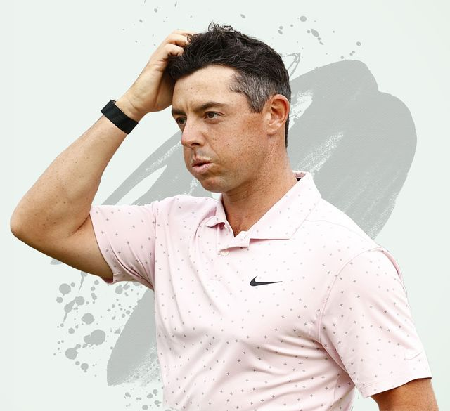 charlotte, north carolina   may 09 rory mcilroy of northern ireland celebrates winning on the 18th green during the final round of the 2021 wells fargo championship at quail hollow club on may 09, 2021 in charlotte, north carolina photo by jared c tiltongetty images