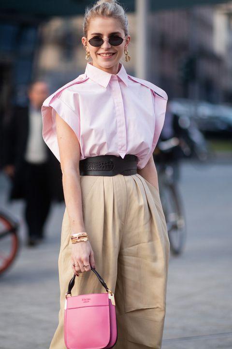 Cómo Combinar El Color Rosa Para Vestir Con Estilo Mejores Looks De Tendencia Con Looks En Rosa