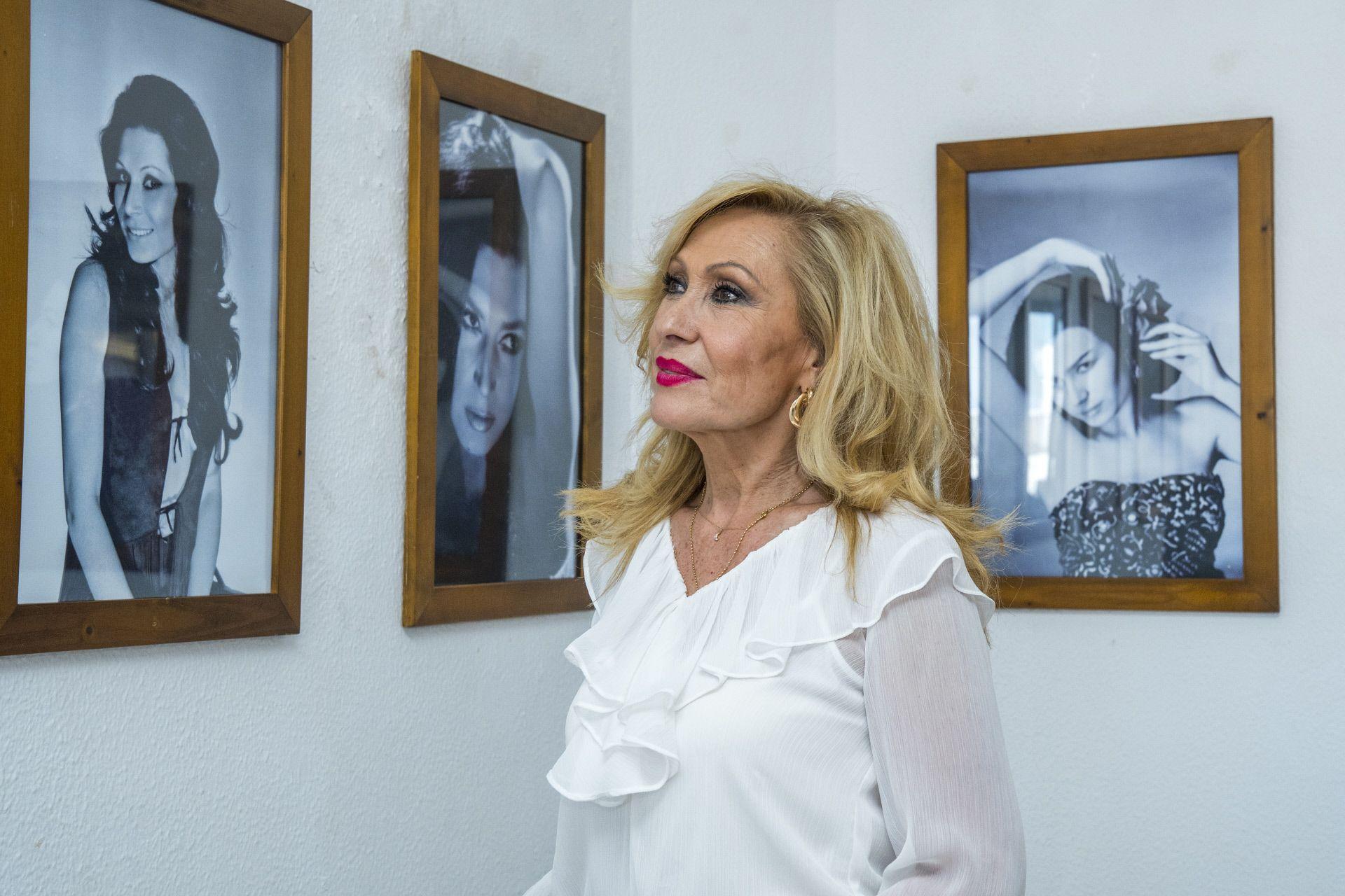 Rosa Benito, la sustituta perfecta de Alba Carrillo