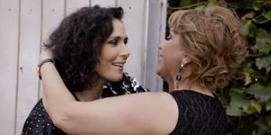 Rosa López y Raquel Mosquera en 'Ven a cenar conmigo: Gourmet Edition'