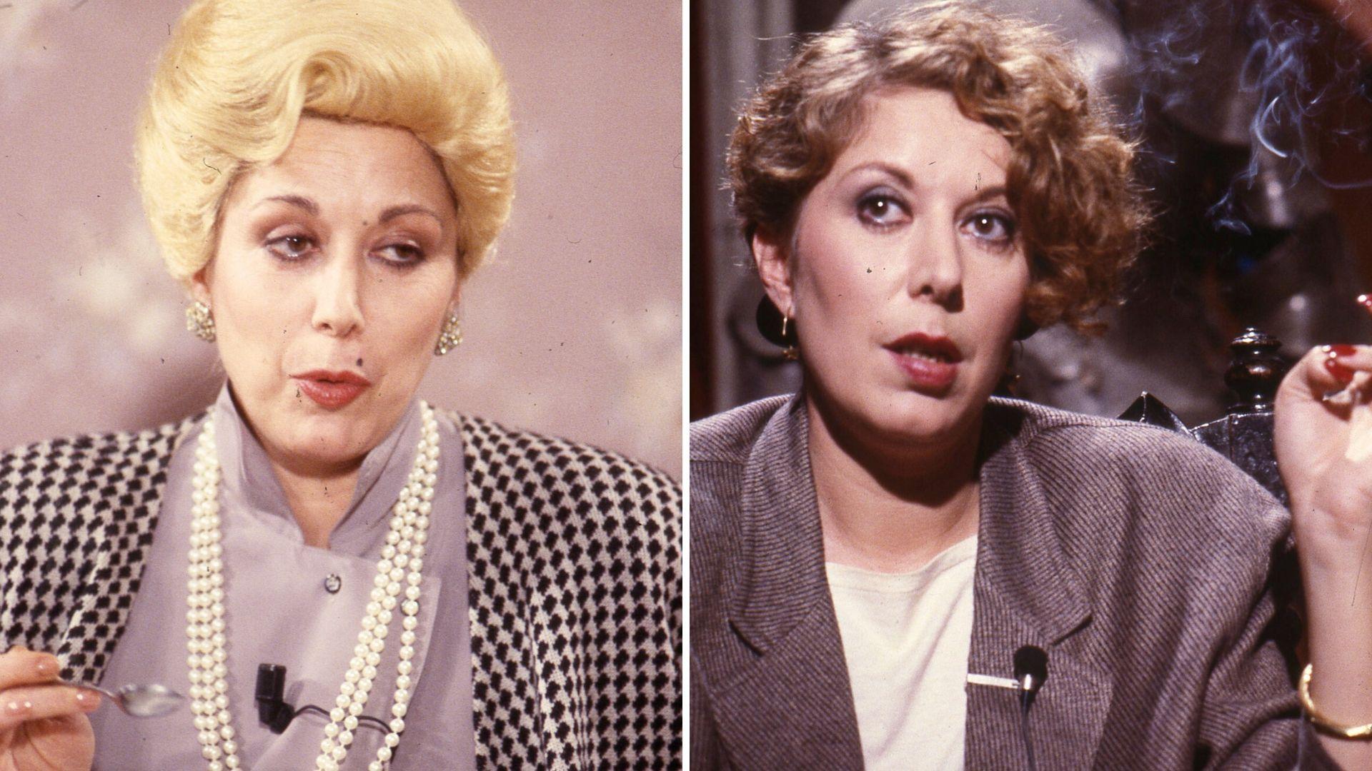 Rosa María Sardà hizo historia de la televisión en 1984